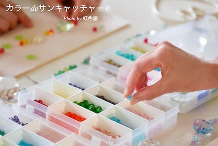 サンキャッチャー手作り講座(ワークショップ)