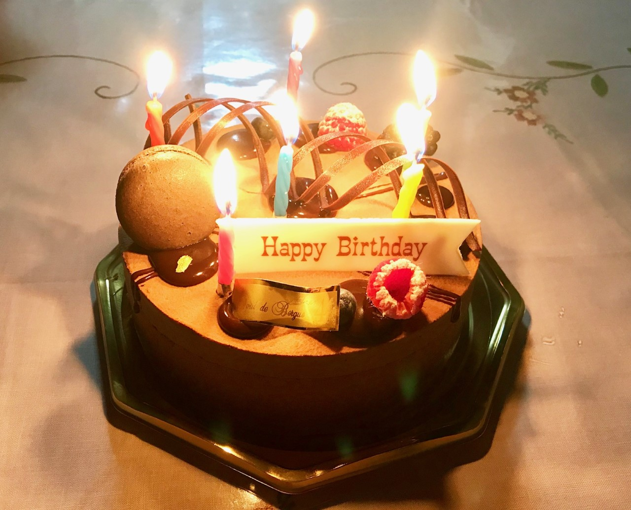 46歳の誕生日
