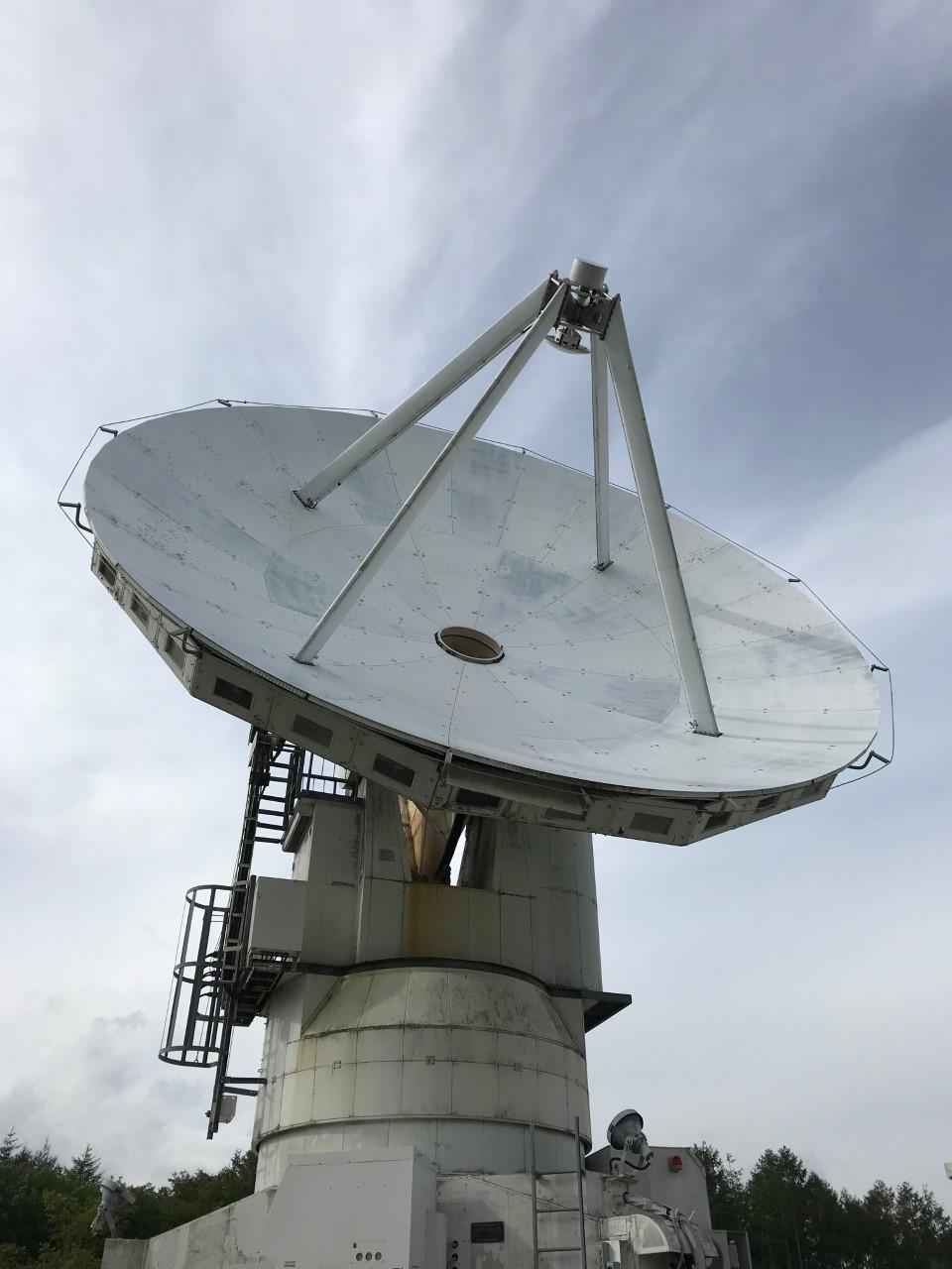 国立天文台野辺山 宇宙電波観測所へ